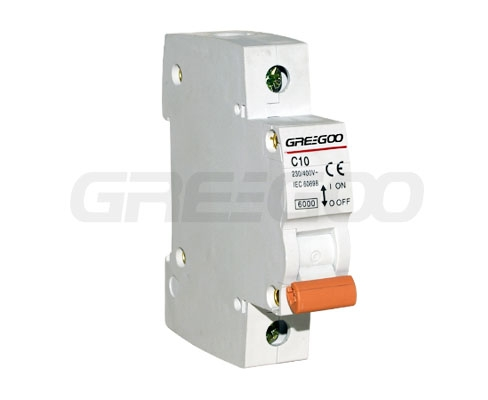 7CB Mini circuit breakers