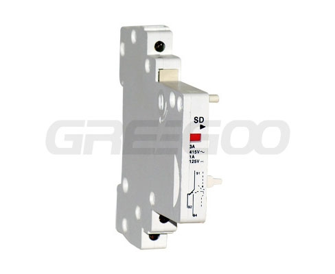 DZ47-63 Miniature circuit breaker auxiliary switch