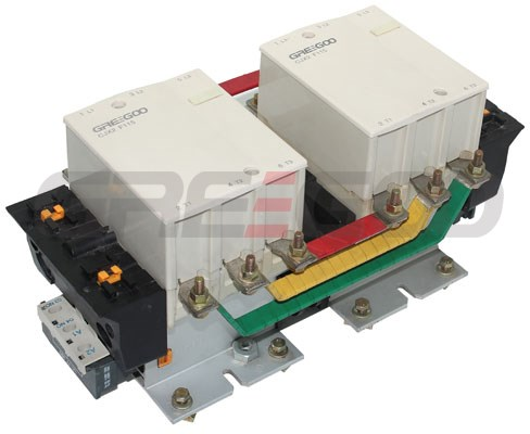 Reversing Magnetic Latching Contactors (GCR2-F)