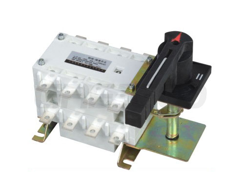 GLZ1-100A-4P manual changeover switch