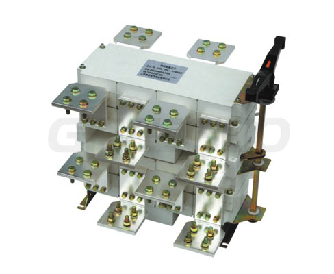 GLZ1-3150A manual changeover switch