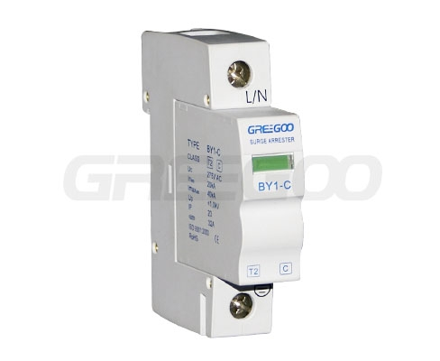 BY1-C 40KA SPD Surge Protection Device