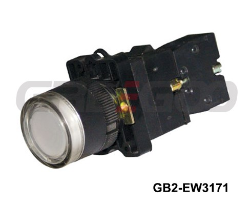 GB2-EW push button with light
