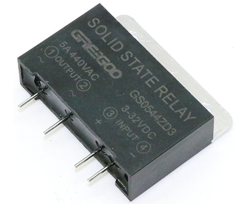 1-5A solid state relay